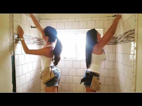 Oatey Shower Pan Liner Installation Youtube Bathroom