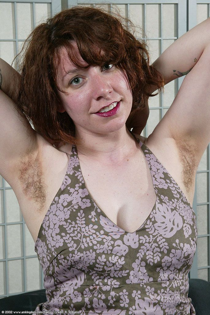 Free Hairy Women Pictures