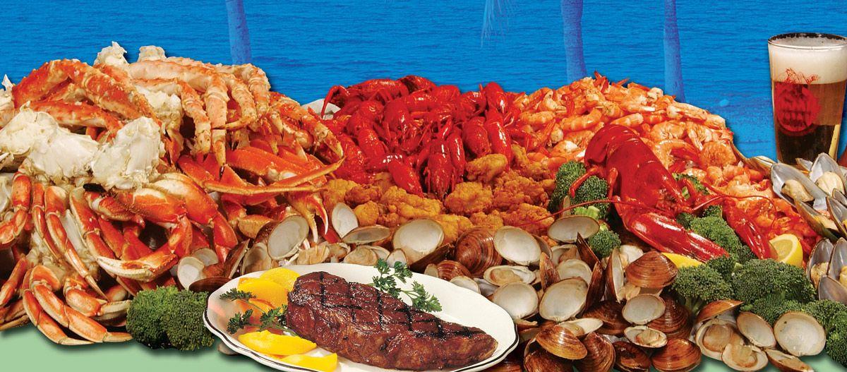 Seafood Buffet Restaurants Nags Head Nc
