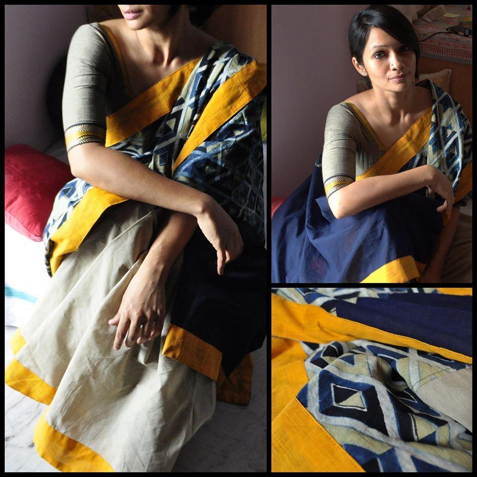 Modern saree models pin by deepa s on saree models  pinterest  saree saris and saree