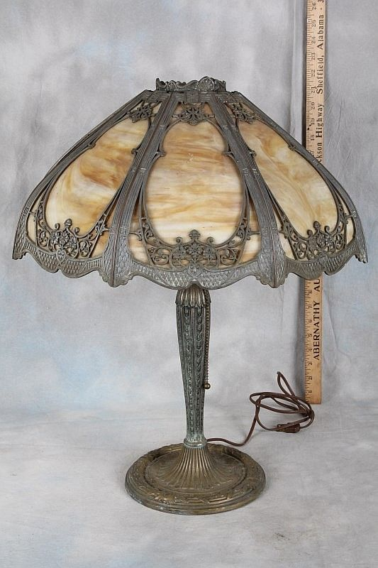 Tiffany Lamp... my parents have this one, it'll be mine someday