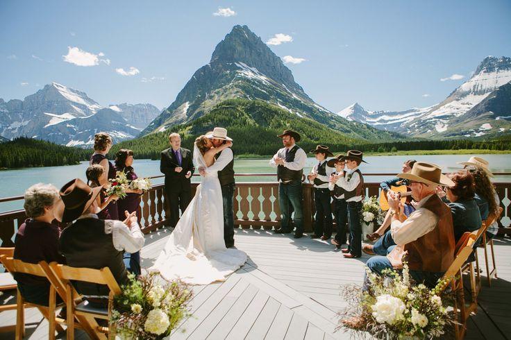 Wedding Venues Mountains National Parks Yosemite Wedding