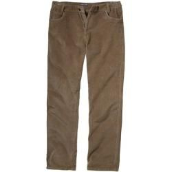 Photo of Reduced corduroy pants for men