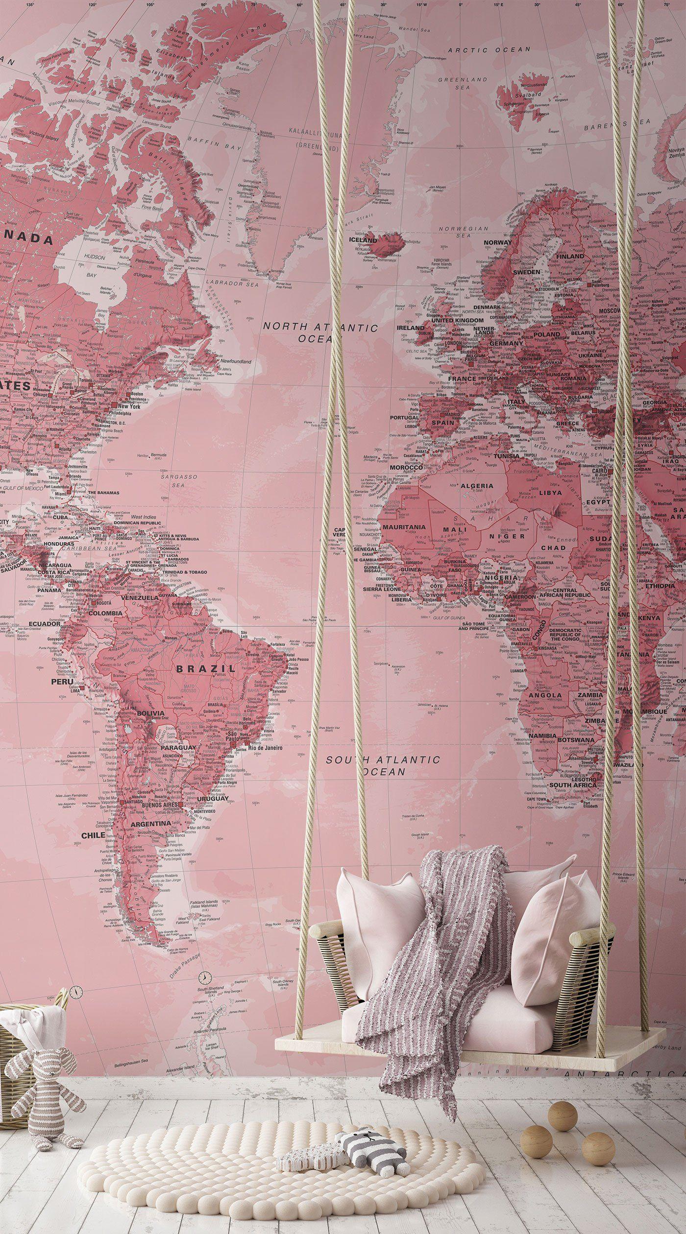 Superieur Millennial Pink: How To Achieve The Hot Pink Trend With Murals Wallpaper    Murals Wallpaper