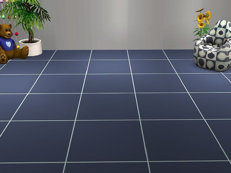 Floor tile pattern 6- 1 size tile set on a square line. | D & S ...