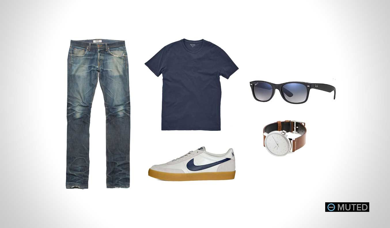 ** MENS OUTIFT IDEAS: SUMMER #8 ** One of the most renowned daily wear shoes is the Killshot 2. It went out of production earlier this year, but can be found, if you're diligent, on eBa...