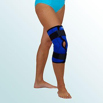 OR 7C r - Ortéza kolenního kloubu – krátká léčebná s dvouosým kloubem 931d8a2b6d