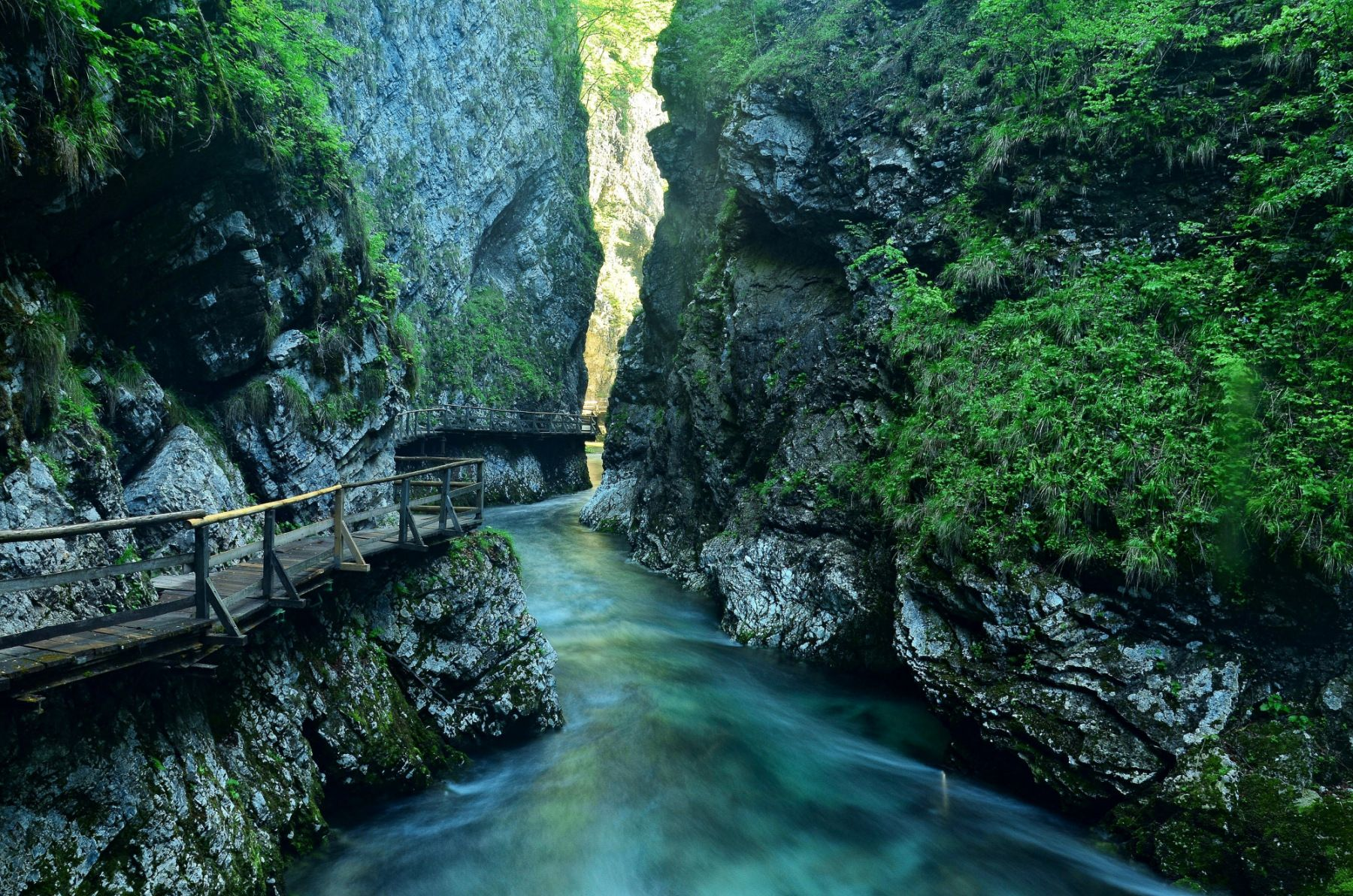 Vintgar Gorge in Slovenia is a must see and well worth a visit.   Visit  slovenia, Travel photography, Lake bled