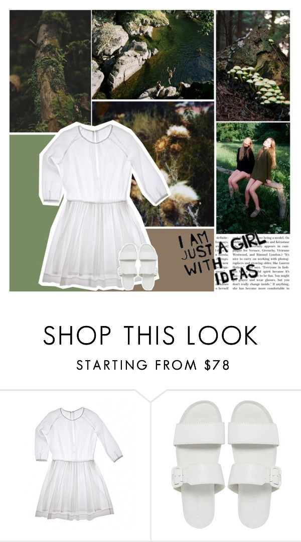 """""""[pls read!] i am just a girl with ideas"""" by thatwhiteferret ❤ liked on Polyvore featuring Loup Charmant, Vagabond, women's clothing, women, female, woman, misses and juniors"""
