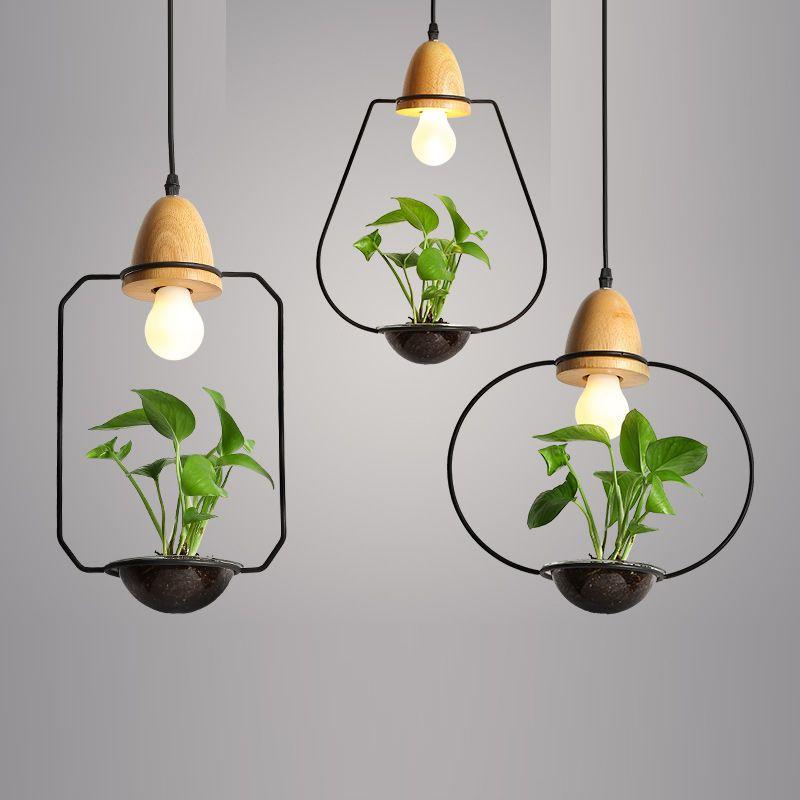 Cheap Creative Pendant Lights Buy Quality Pendant Lights Directly From China Dining Room Light Wood Pendant Light Kitchen Decor Lighting Modern Hanging Lights
