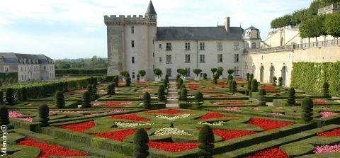 Castillo De Vilandry Para Pasear Para Sentarse Para Relajarse Para Soprenderse En Sus Jardines Loire Valley Castles Loire Valley Loire Castles