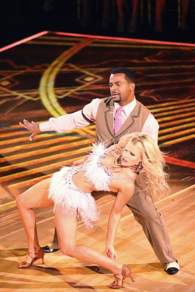 Whitney & Al | Dancing with the Stars