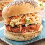Teriyaki Salmon Burgers with Asian Slaw | This healthy Asian inspired salmon bur #teriyakisalmon Teriyaki Salmon Burgers with Asian Slaw | This healthy Asian inspired salmon bur #teriyakisalmon Teriyaki Salmon Burgers with Asian Slaw | This healthy Asian inspired salmon bur #teriyakisalmon Teriyaki Salmon Burgers with Asian Slaw | This healthy Asian inspired salmon bur #teriyakisalmon