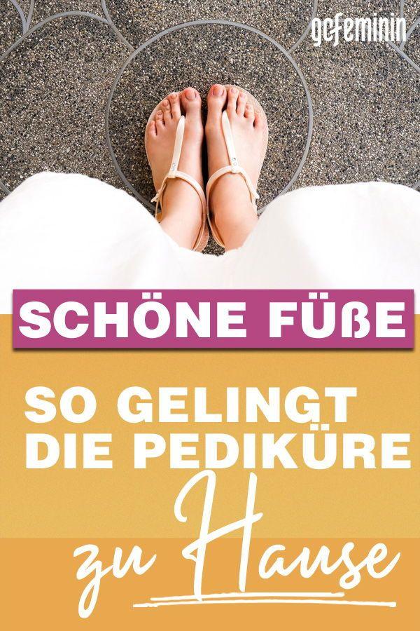 Photo of Pediküre selber machen: So geht's!