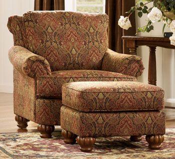 Delightful Burnham   Amber Accent Chair And Ottoman With Bun Feet By Ashley Furniture    AHFA   Chair U0026 Ottoman Dealer Locator