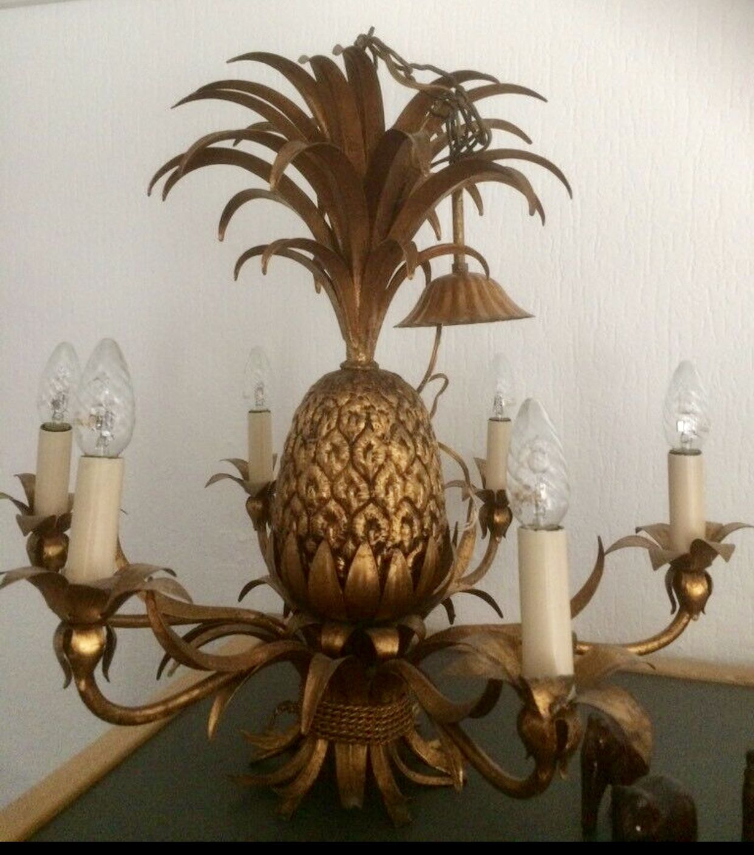Pineapple Chandelier 1940 60 Ebay Kleinanzeigen 40 Kleinanzeigen