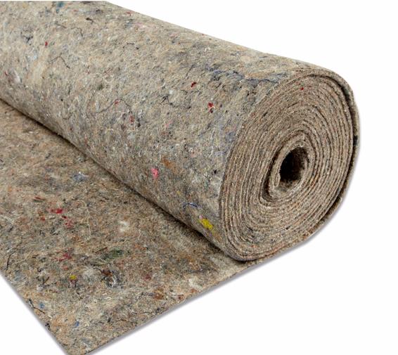 28oz Wool Felt Carpet Underlay From 1 46 Per M2 Carpet Underlay Wool Carpet Rubber Carpet