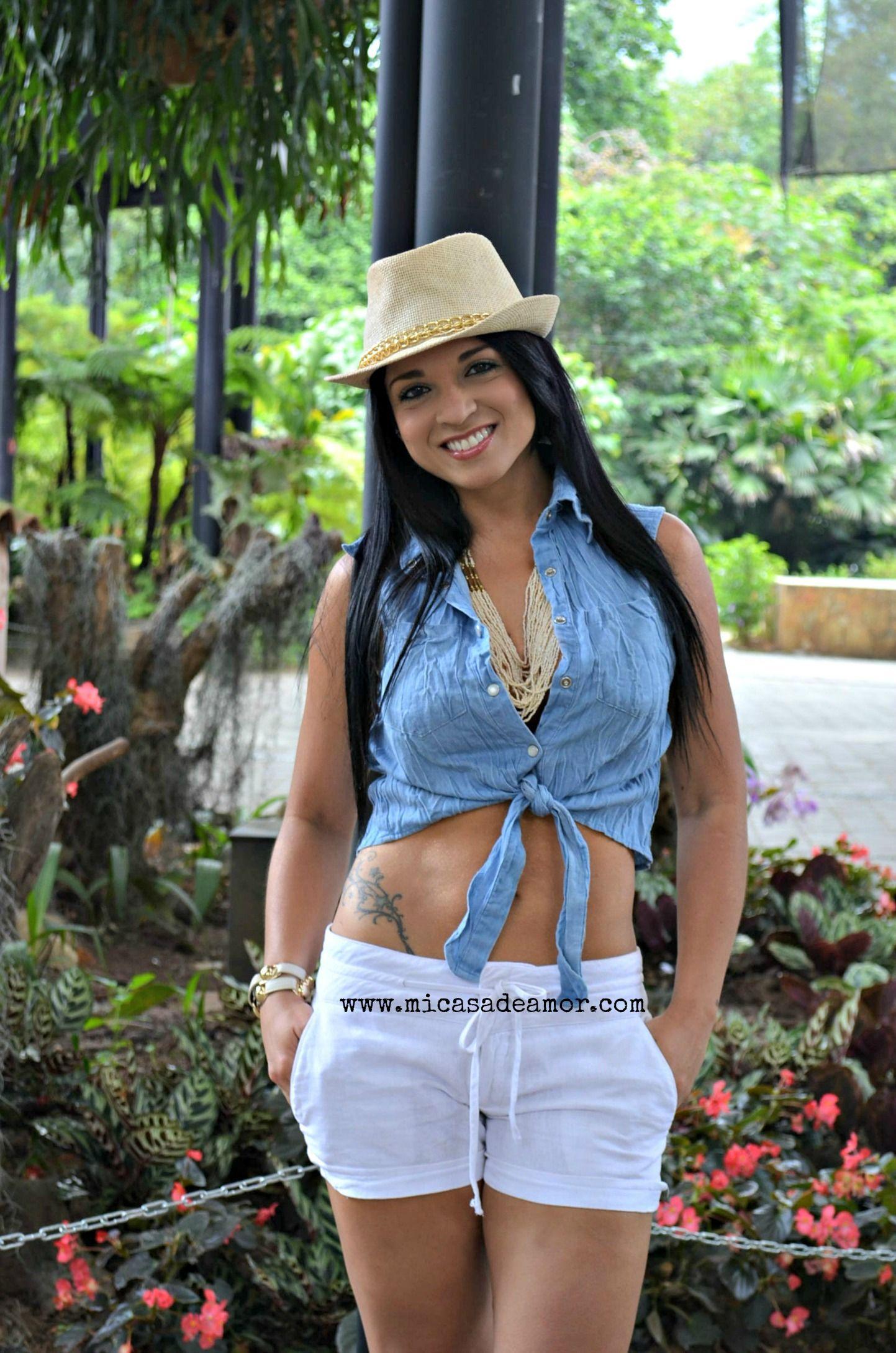 Latina Teen Tatiana