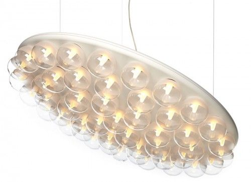 Moooi Prop Light Pendant Round Single Office Lamps