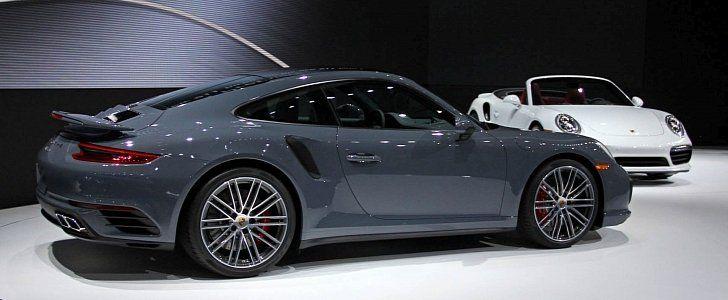 porsche911turbo s 2017  Turbo Car  Tecnologia  Pinterest
