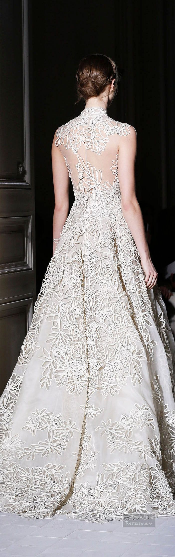 Valentino Gorgeous Wedding or Special Event Dress / Gown #couture ...