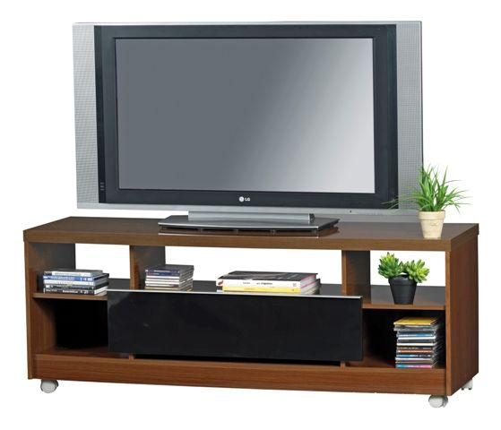 Rack para tv mueble televisor lcd sala de estar - Ideas mueble tv ...