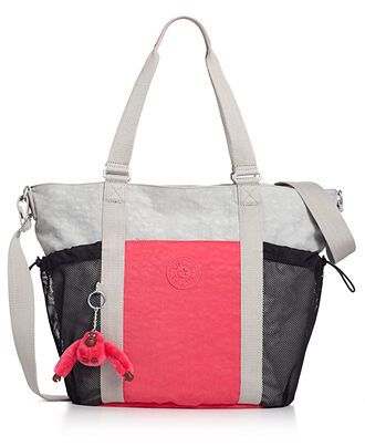 Kipling Handbag Allena Tote Bags Handbags Accessories Macy S