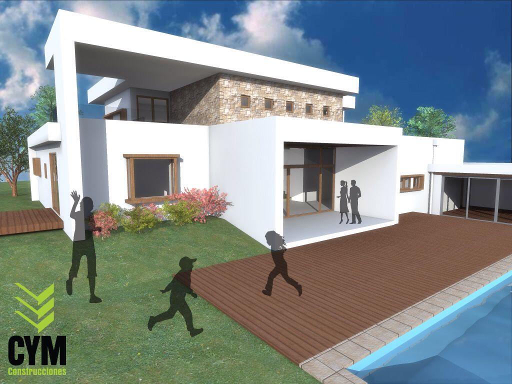 Diseño casa sustentable