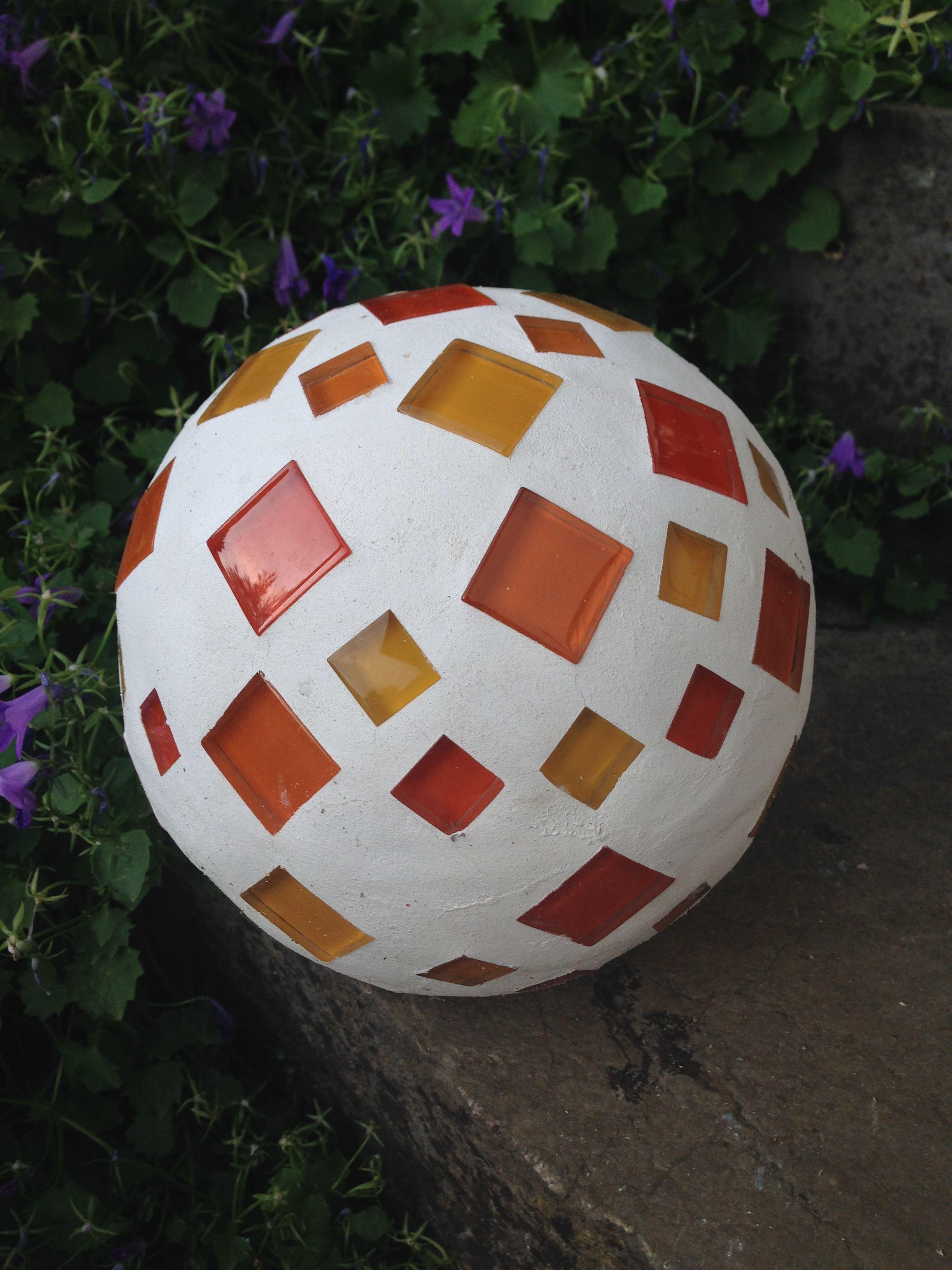Rigipsplatten Kleben Mit Fliesenkleber mosaikkugel