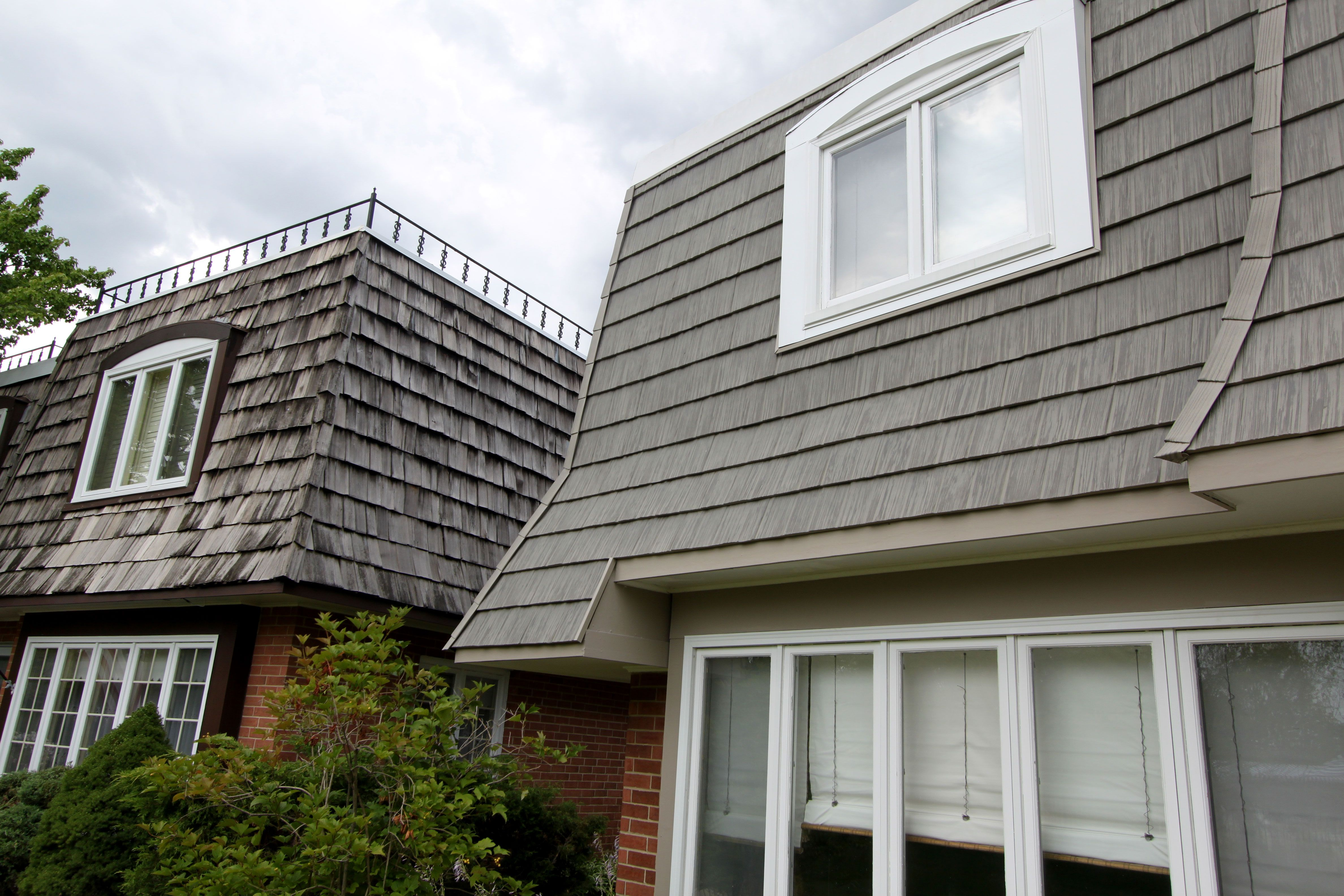Page Not Found The Tapco Group Shingle Siding House Exterior Mansard Roof