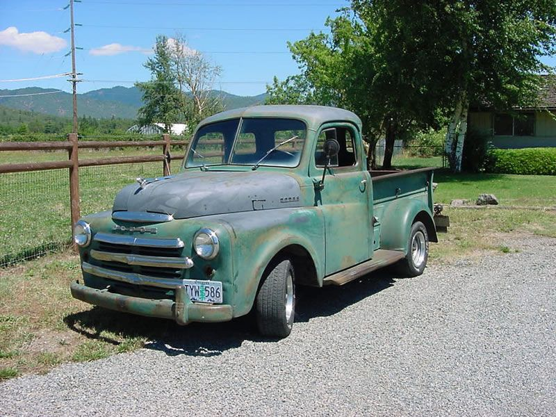 48 52 D 100 Dodge Truck