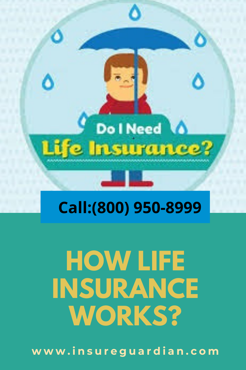 How Life Insurance Works? in 2020 Life insurance for