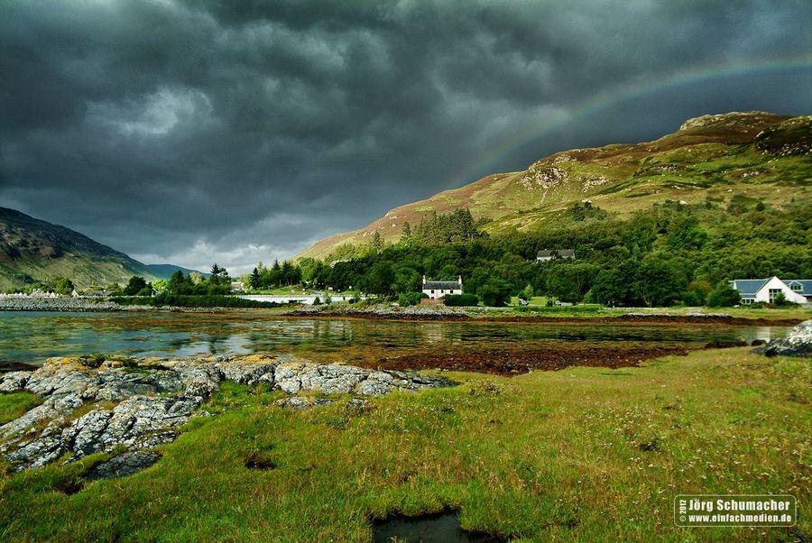 Eilean Donan Castle am Loch Duich – Highlands / Schottland .... #Highlands #Schottland #Großbritannien #Landschaft #Landschaftsfotografie #fotografie   #Scottland #GreatBritain #landscape #landscapePhotography #Photography #Nikon