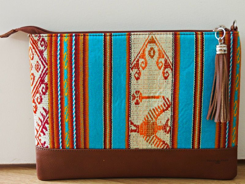 Clutch bag ,handbag,purse,bag, leather,boho clutch