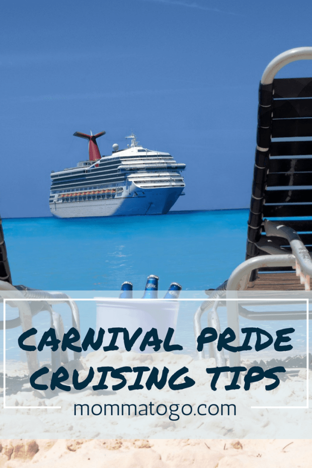 Carnival Pride Cruising Tips Carnival Pride Maryland And Cruises - Cruise out of baltimore