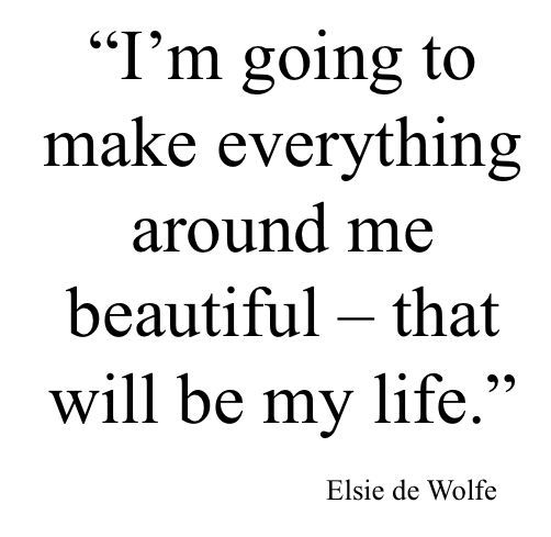 everything around me...