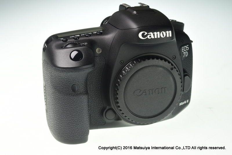 Canon Eos 7d Mark Ii Body 20 2 Mp Digital Camera Shutter Count 15789 Excellent