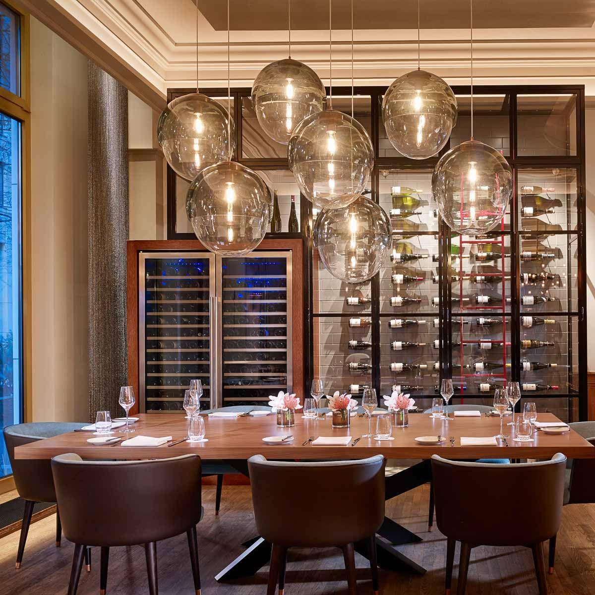 Restaurant Pots Im Ritz Carlton Berlin Creme Guides Restaurant Regionale Kuche Luxushotel