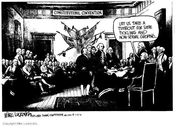 an analysis of constitutional convention in united states Do we need a new constitutional convention article v of the constitution provides two methods for adding amendments congress introduces amendments by one method the states initiate them under the other.