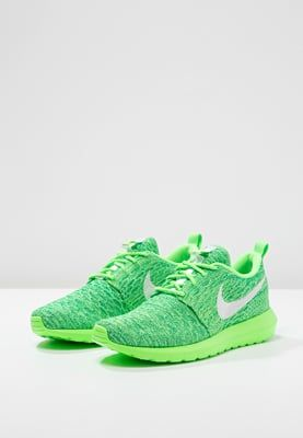 wholesale dealer 276b2 f6f0c Nike Sportswear ROSHE NM FLYKNIT - Sneaker low - voltage green white lucid  green - Zalando.de