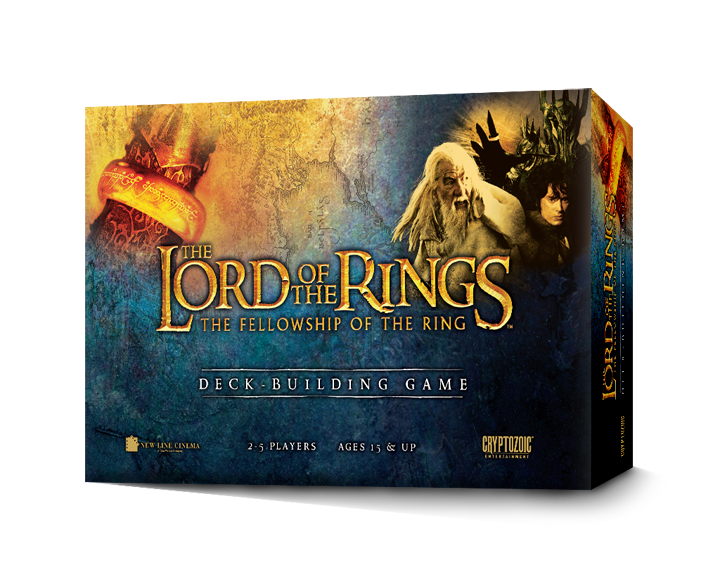 Where are all of these new LOTR games coming from?  This one sounds like a cross between Ascension, Dominion, and Thunderstone (maybe more like Marvel DBG).  A lot of these deck building games have very similar engines to them, so I'm hopeful that they change stuff up enough to add this one to the collection.  They must know I'm a sucker for LOTR!