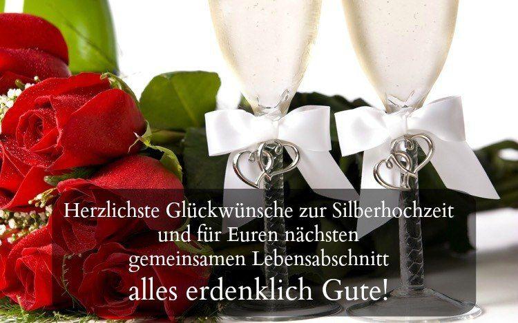 Gemeine Grusse Und Gluckwunsche Silberhochzeit Spruch Silberhochzeit Spruche Zur Goldenen Hochzeit