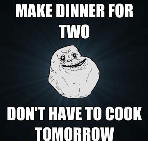 Meme On Cooking