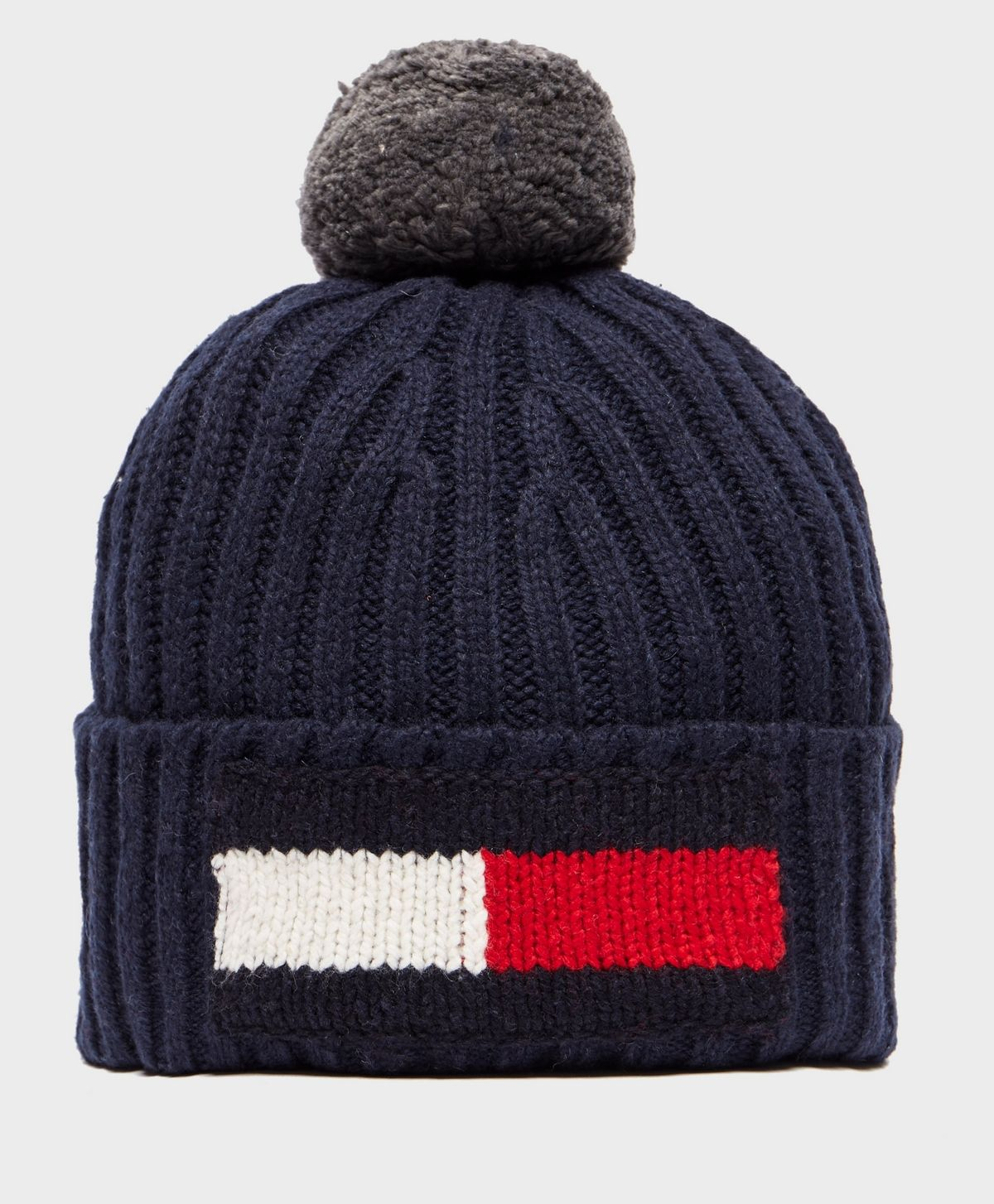 38e03848b30 Tommy Hilfiger Flag Bobble Hat in 2018
