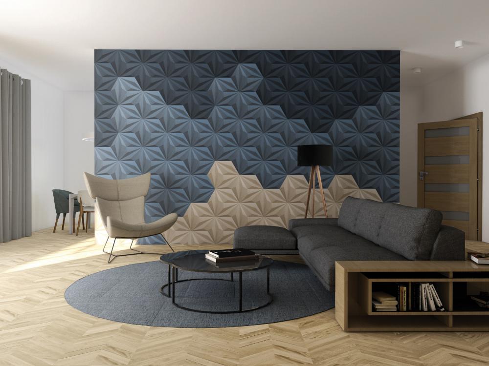 Trójwymiarowe Panele ścienne Korkowe Panele Akustyczne 3d Dekoracyjne Na ścianę Panele ście Living Room Decor Neutral Acoustic Wall Panels Acoustic Panels