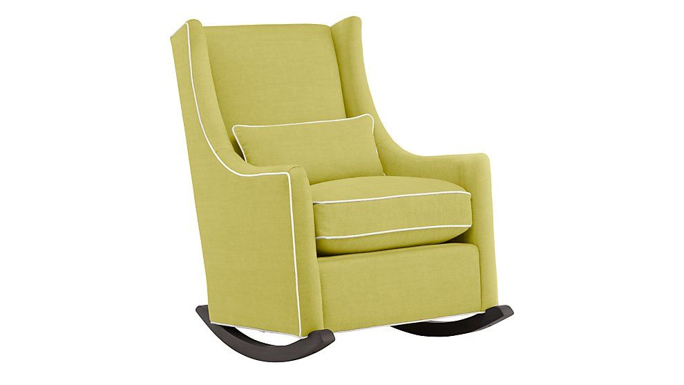 Add A Comfy Stylish Rocking Chair Or Glider To Your Nursery Make Bedtime And Feeding Time Fun Bonding Experience