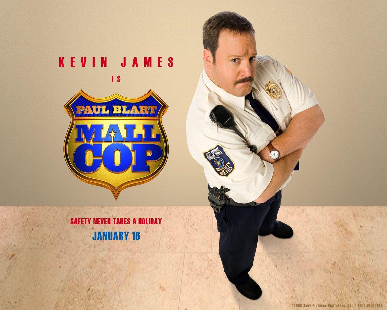 Paul Blart Mall Cop