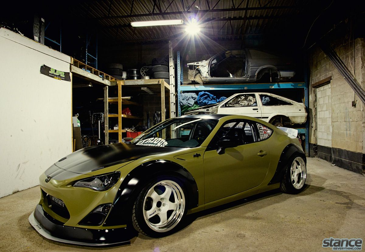 Pat Cyr S Awesome Scion Fr S Via Stanceiseverything Com Everything