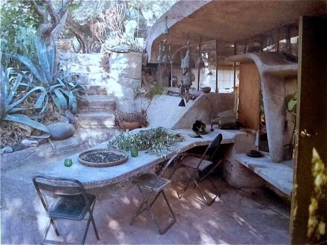 Paolo+Soleri's+Cosanti+Foundation - a project close to my heart