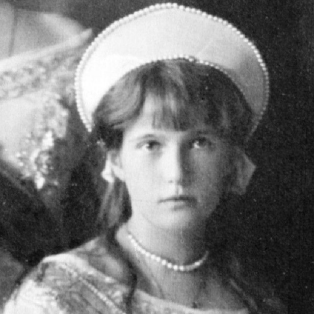 Anastasia In 1911 By House Of Romanov From Instagram Romanov